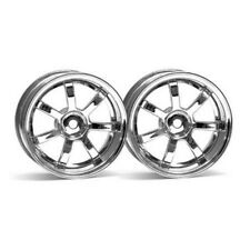 HPI 3318 Rays Gram Lights 57s-Pro Wheels chrome 9mm Offset