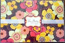 NWT Vera Bradley Under Cover Adjustable Laptop Skin in Buttercup Pattern