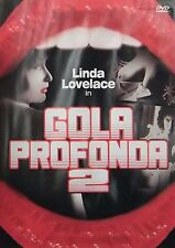 LINDA LOVELACE - GOLA PROFONDA 2 - 1974 Usa DVD Erotico Deep Throat Part II