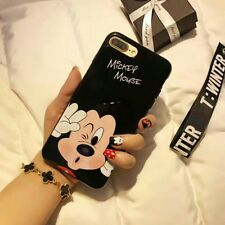 MICKEY and MINNIE (BLACK Case) for SAMSUNG J7 / J7 Core