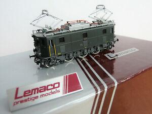 Lemaco Spur N SBB Ae 3/5 10210 Kat N-006 mit Faulhabermotor große Schwungmasse
