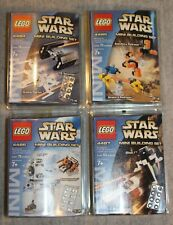 LEGO STAR WARS Mini Building Set 4484 4485 4486 4487 Complete Retired Sealed New