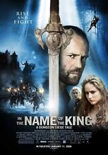 POSTER IN THE NAME OF THE KING A DUNGEON SIEGE TALE A1