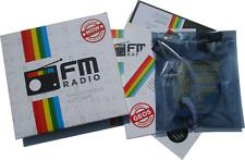 Commodore 64/128 FM Radio Module 5807 AudioEx 2.0, GEOS App & C128 Support