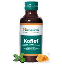 2 X Ayurveda Himalaya Herbal Koflet Syrup 100 ml Free Shipping