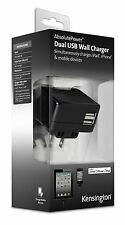 DUAL USB 4.2A TABLET WALL MAINS FAST CHARGER FOR SAMSUNG GALAXY TAB 2 UK PLUG
