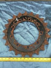 Mini Digger Track Sprocket (Spare Part) Poss 1.5 to 3ton machine (5)