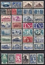France old used stamps