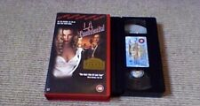 L.A. Confidential UK PAL VHS VIDEO 1998 Guy Pearce Russell Crowe Kim Basinger