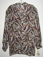 Ladies plus sz blouse from MODERN ESSENTIALS by SEARS sz 22W