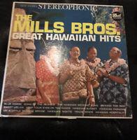 The Mills Brothers – Great Hawaiian Hits (Dot Records – DLP 3368)