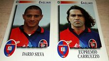 FIGURINA CALCIATORI PANINI 1997/98 CAGLIARI 436 ALBUM 1998