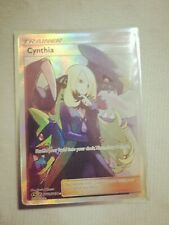 Hidden Fates Cynthia Full Art Mint Condition SV82/SV94