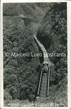 BRAZIL RAILWAYS ESTRADA DE FERRO DO PARANA CURITYBA PARANAGUA 1018 REAL PHOTO