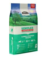 ACANA Singles Lamb and Pumpkin Limited Ingredient with Wholesome Grains Dog Food