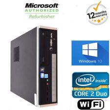 PCs de sobremesa y todo en uno Windows 10 2GB con 120 GB o más de disco duro