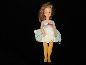 """11"""" Vintage Ideal Toy Corp 1960's doll"""