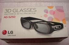 LG Genuine AG-S250 3D Rechargeable Glasses OEM