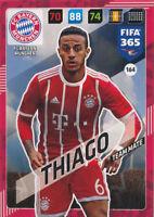 Panini Adrenalyn XL Fifa 365 Cards 2018 - 164 - Thiago - FC Bayern München