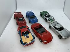 Tyco slot car lot