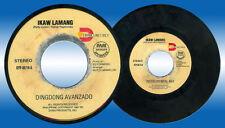 Philippines DINGDONG AVANZADO Ikaw Lamang 45 rpm Record