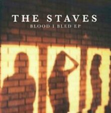 Blood I Bled 0825646210954 by The Staves CD