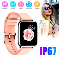 Reloj inteligente Touch a Prueba de Agua Pulsera Smart Watch For iPhone&Samsung