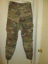 Used OCP Multi-Colored Unisex Combat Uniform Trouser! Size Small X-short.