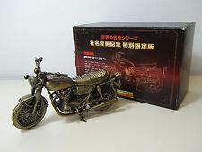 [MODEL] Yamaha 650 XS-1 diecast metal figure 1/15 XS Not For Sale Japan