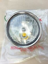 Honda C50 C65 C70 C90 HEADLIGHT LIGHT LAMP STANLEY 6V. Nos Genuine Japan