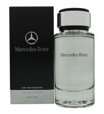 Mercedes-BENZ eau de toilette 120 Ml SPRAY-MEN 'S PARA ÉL. nuevo. Envio Gratis