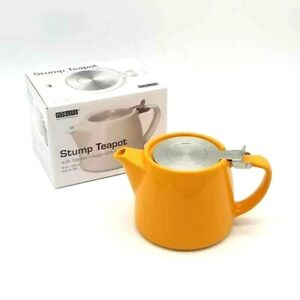 FORLIFE Stump Teapot With Basket Infuser With Handle 18oz/530ml ,Item No 309