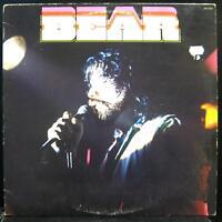 Richard T Bear - Bear LP Mint- AFL1-3313 Vinyl 1979 Record