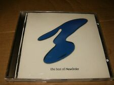 (the best of) NewOrder CD,1994,Used.