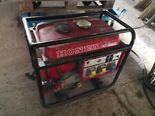 Honda EB3800 generator spares or repair