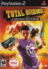 Total Overdose PS2 New Playstation 2