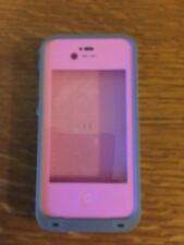 Pink Lifeproof case for iphone 4/4s