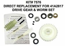 Garage Door Opener LM Drive Worm Gear Kit Comp With LiftMaster Part 41A2817