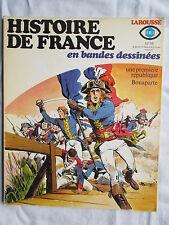 HISTOIRE DE FRANCE EN BANDES DESSINEES 16 BONAPARTE (SIO/RAPHAEL)