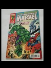 THE MIGHTY WORLD OF MARVEL nr. 44 del 2006 (in inglese)