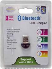Mini USB Bluetooth Wireless Adapter V2.0 Dongle for Windows XP Vista 7/8 PC MAC