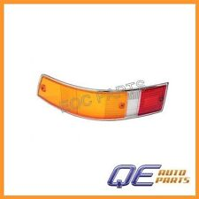 Taillight Lens European Driver Left Side URO 91163192303 Fits: Porsche 911 912