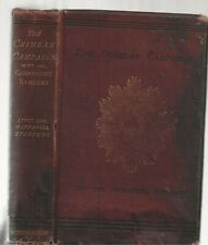 THE CRIMEAN CAMPAIGN WITH THE CONNAUGHT RANGERS - STEEVENS - FIRST EDITION 1878