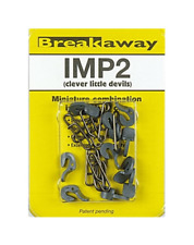 Breakaway Tackle NEW Imps Hook Release Bait Clip System - 10 Pack