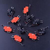10x Microschalter 15A 250V Mikro Taster Schalter SPDT Microswitch