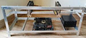 8 GPU Mining Rig Frame ETH Open Air Case UKIn stock!!!