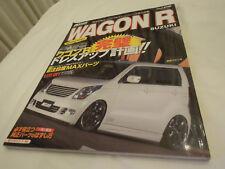 Suzuki Wagon R Vol. 2  Import Tuning Customization Guide Car Magazine / Book