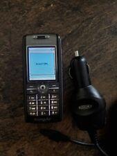 Sony Ericsson T637 - Liquid black Cingular Cellular Phone - Used, Works