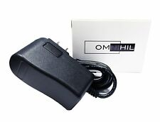 OMNIHIL Adapter for Behringer V-TONE BASS DRIVER DI BDI21 Effects Pedal Charger
