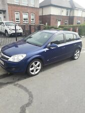 vauxhall astra 1.9 cdti spares or repairs still used